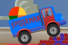 Örümcek Adam ile Oyuncak Taşıma
