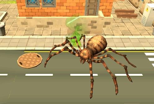 Örümcek Saldırısı