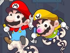 Osuruklu Kardeşler Mario ve Luigi