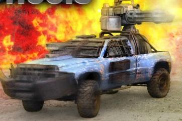 Otoban Saldırısı - Araba Savaşları