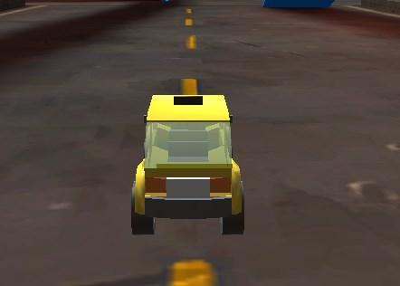 Oyuncak Araba Sürme