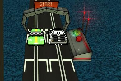 Oyuncak Araba Yarışları