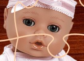 Oyuncak Bebek Yapbozu
