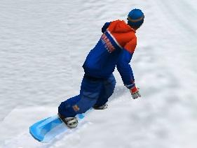 Özgür Snowboard 3D