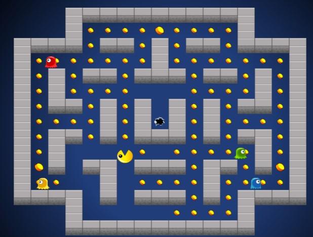 Pac Man Türkçe