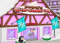 Papa'nın Cupcake Yeri