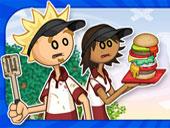 Papanın Burger Dükkanı