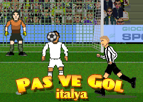 Pas ve Gol İtalyan Ligi