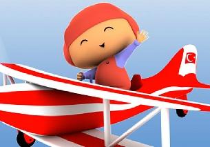 Pepee'nin Kırmızı Uçağı