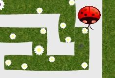 Pepee ve Uğur Böceği