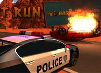 Polis Arabası Kullan ve Suçluları Yakala Unity 3D