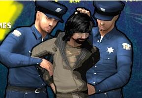 Polislerden Kaçış