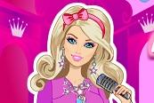 Popstar Barbie Giydirme