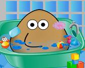 Pou Banyo ve Bakım