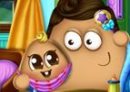 Pou'nun Bebeği
