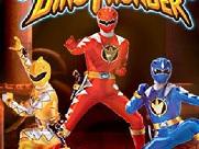 Power Rangers Dino ile Özel Dövüş