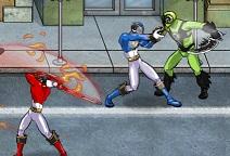 Power Rangers Megaforce Asla Teslim Olma
