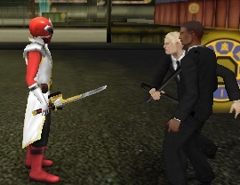Power Rangers Super Samurai (3D)