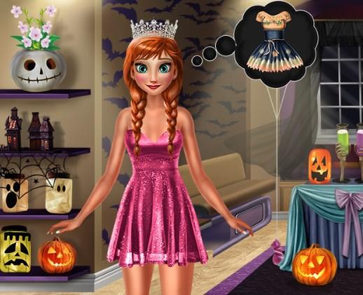 Prenses Cadılar Bayramı