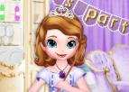 Prenses Sofia Parti Temizliği