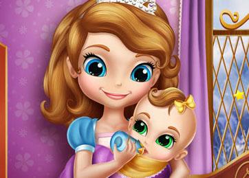 Prenses Sofia ve Kız Kardeşi