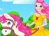 Prenses ve Beyaz Atı