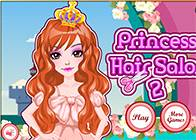 Prensesin Saç Salonu 2