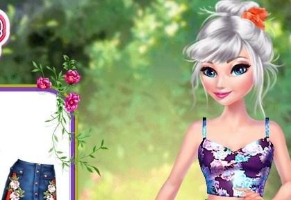 Prensesler Çicek Bahçesi