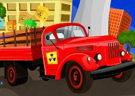 Radyoaktif Kamyonu