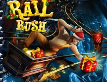 Rail Rush Yılbaşı - Xmas 3D