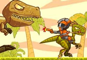 Raptor Dinazor Koşusu