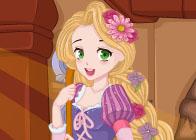 Rapunzel ile Oda Dekorasyonu