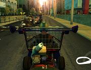 Rexona Alışveriş Arabası Yarışı 3D