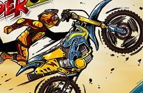 Riskli Motor Yarışı 6