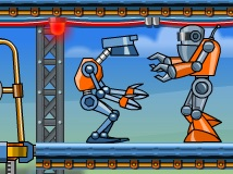 Robot Düzeneği (Tricky Rick)