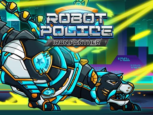 Robot Polis: Demir Panter