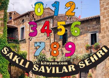 Saklı Sayılar Şehri - Türkçe