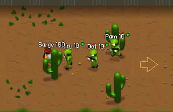 Saldırı Askerleri