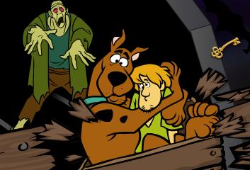 Scooby Doo Madendeki Canavar