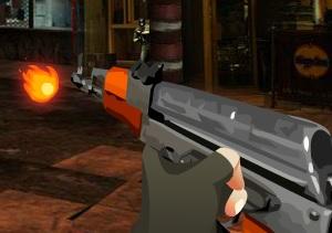 Şehir Nişancısı - Silah Geliştirmeli