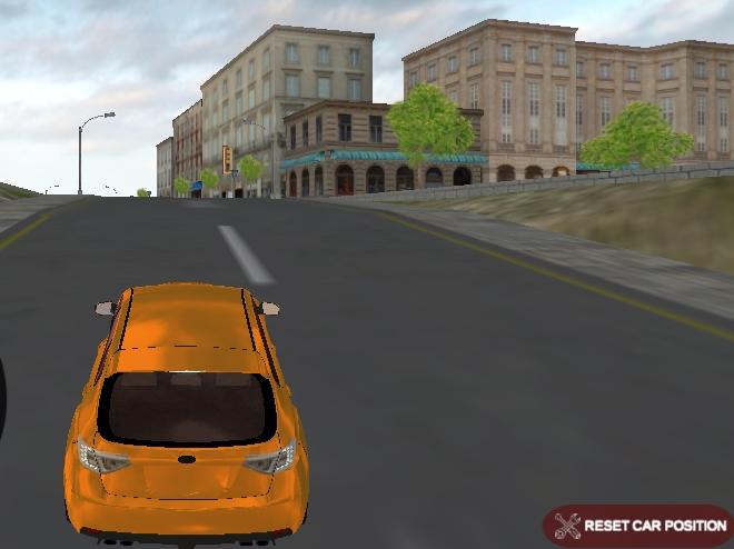Şehirde Gezme 3D