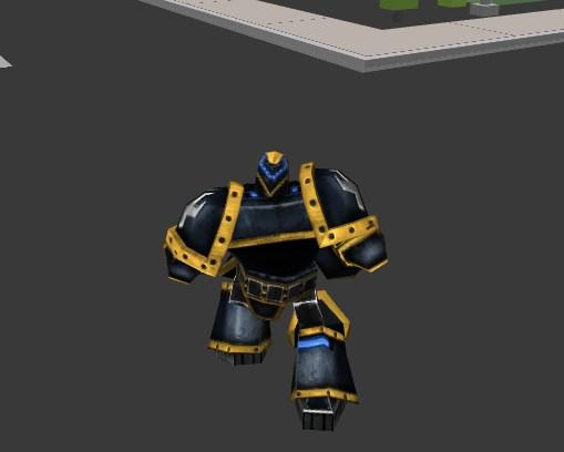 Şehirdeki Robot