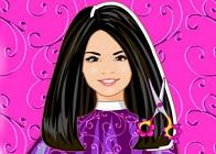 Selana Gomez Saç Modeli