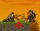 Metal Slug Yaralı Askerleri Kurtar