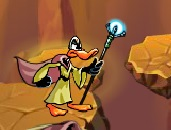 Sihirbaz Daffy Duck