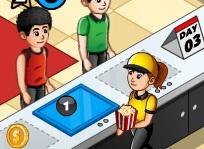 Sinema Kafeteryası İşletme