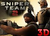 Sniper Team 2 - 3D