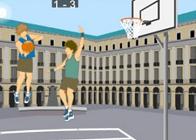 Sokakta Basketbolu