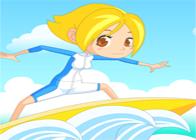 Sörfçü Kız