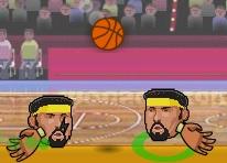 Sporcu Kafalar Basketbol Maçı 1 ve 2 Kişilik
